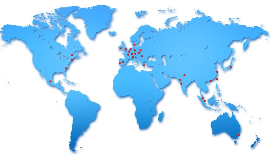 qa world map